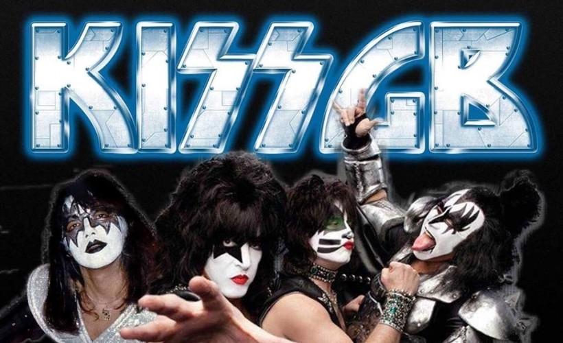 Kiss GB tickets