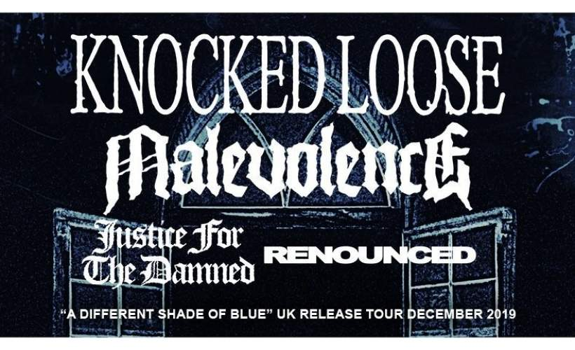 Knocked Loose tickets