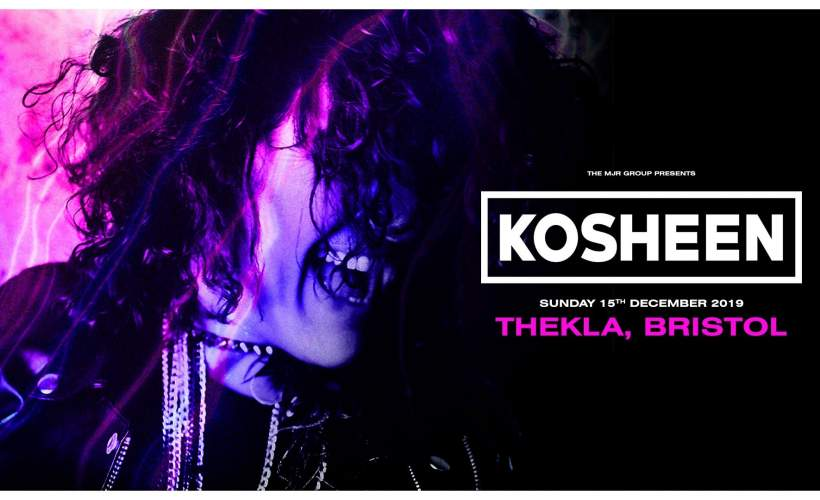 Kosheen tickets