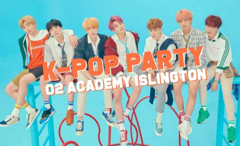 K-Pop Party tickets