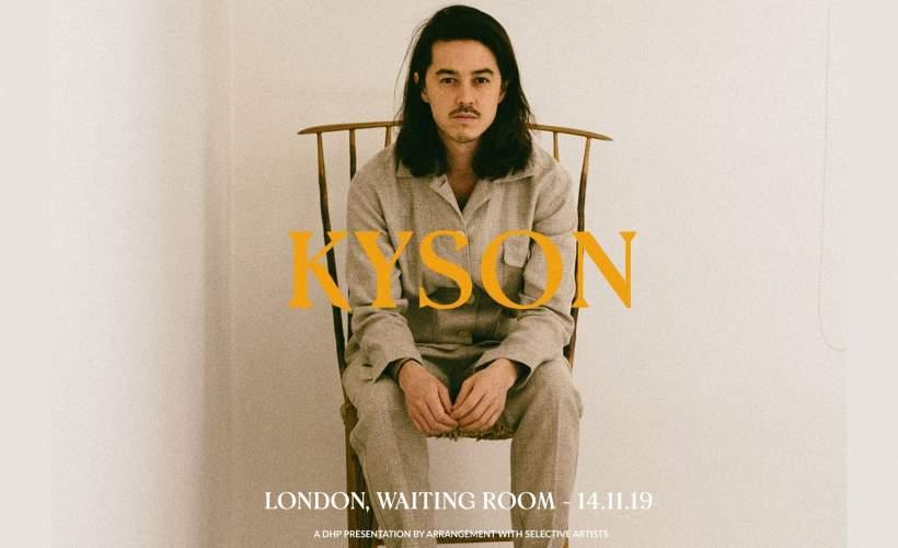 Kyson tickets
