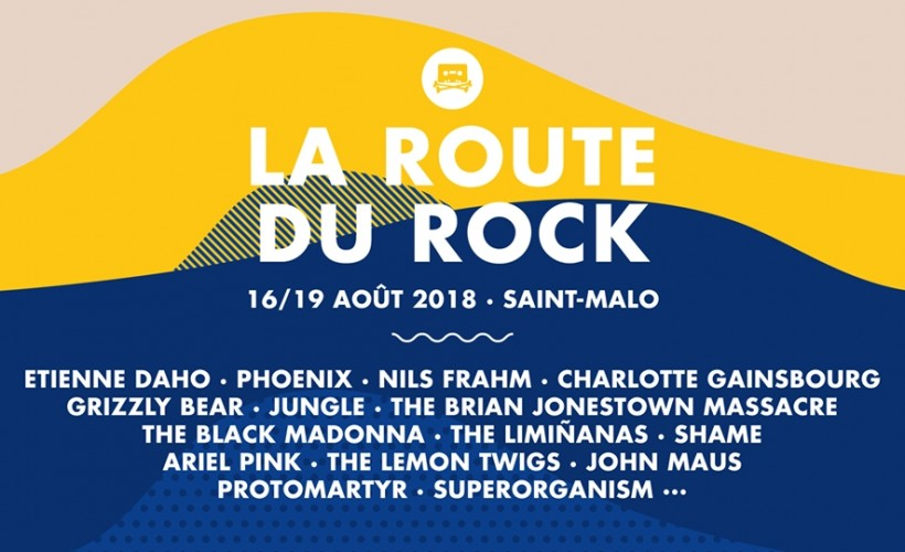 la route du rock festival tickets gigantic tickets. Black Bedroom Furniture Sets. Home Design Ideas