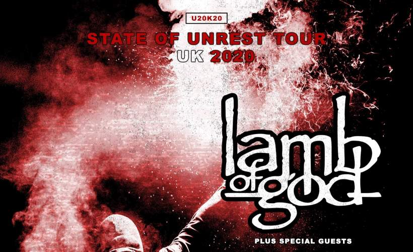 Lamb of God tickets