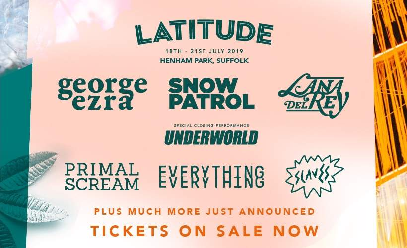 Latitude Festival tickets