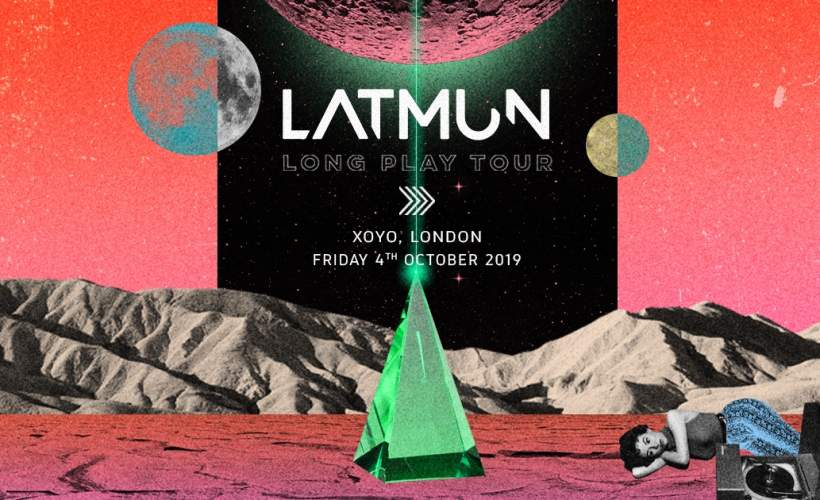 Latmun (Extended Set)  tickets