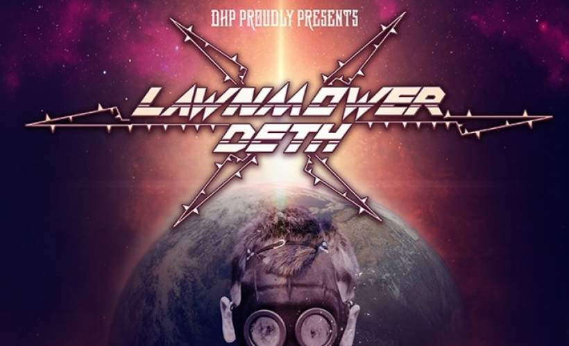 Lawnmower Deth tickets