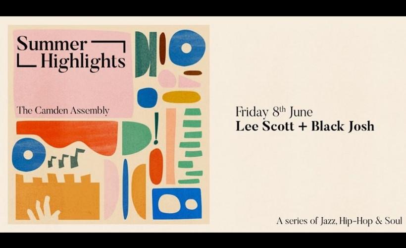 Lee Scott + Black Josh  tickets