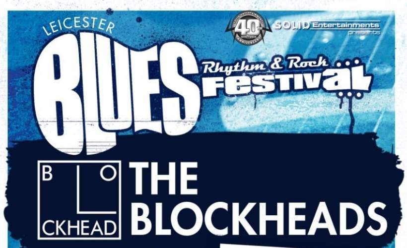 Leicester Blues Festival tickets