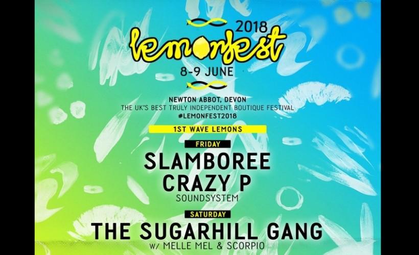 Lemonfest 2018 tickets