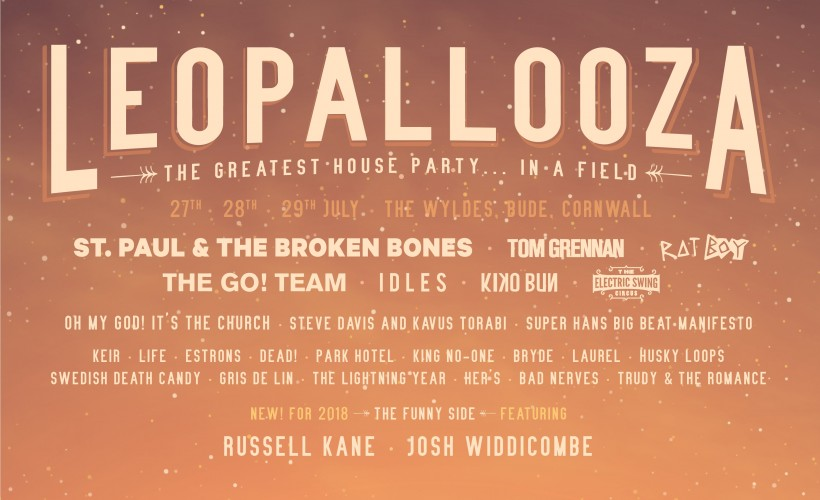 Leopallooza tickets