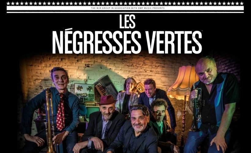 Les Negress Vertes  tickets