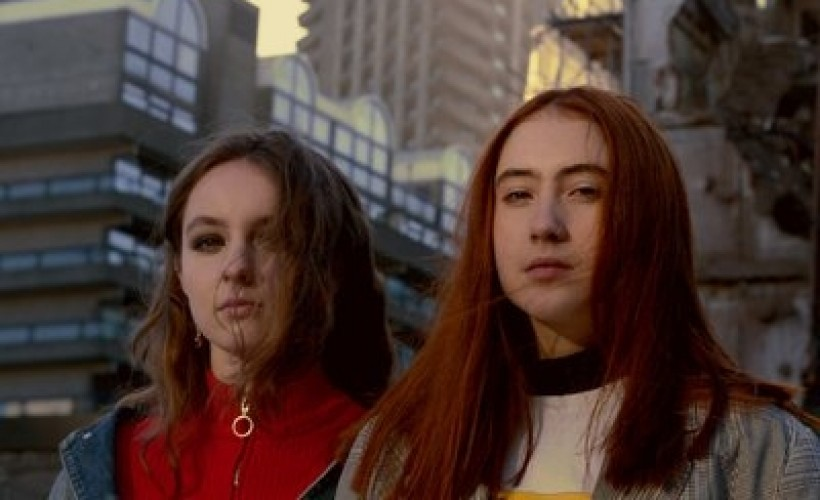 Let's Eat Grandma tickets