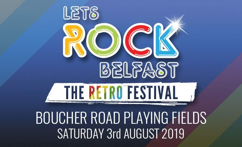 Let's Rock Belfast tickets