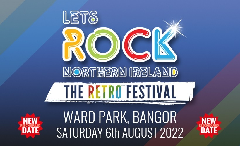 Let's Rock Belfast tickets