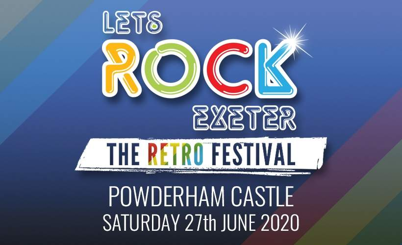 Let's Rock Exeter! tickets