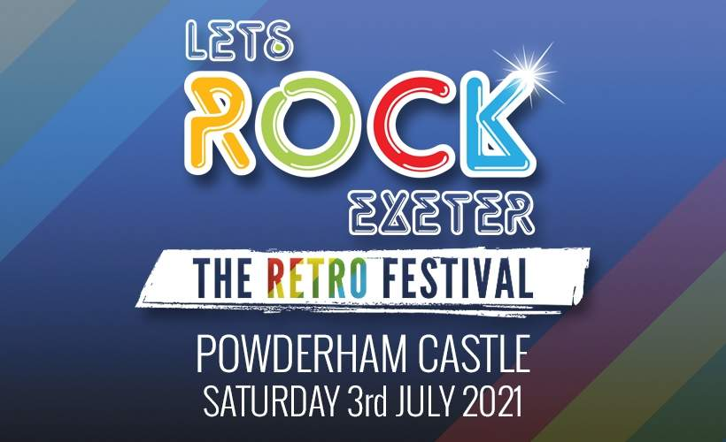 Let's Rock Exeter!