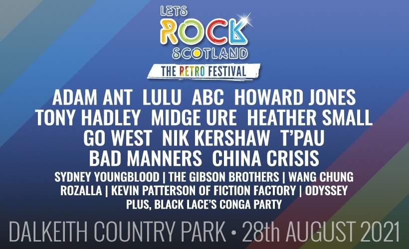 Let's Rock Scotland!