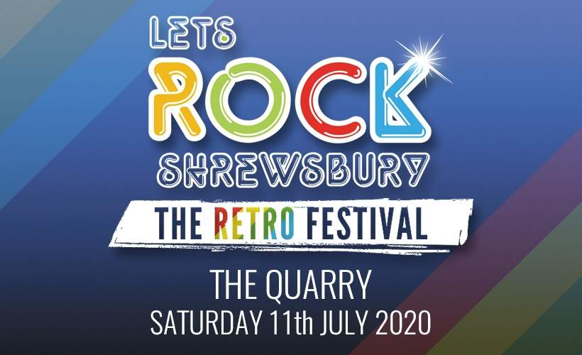 Let's Rock Shrewsbury!