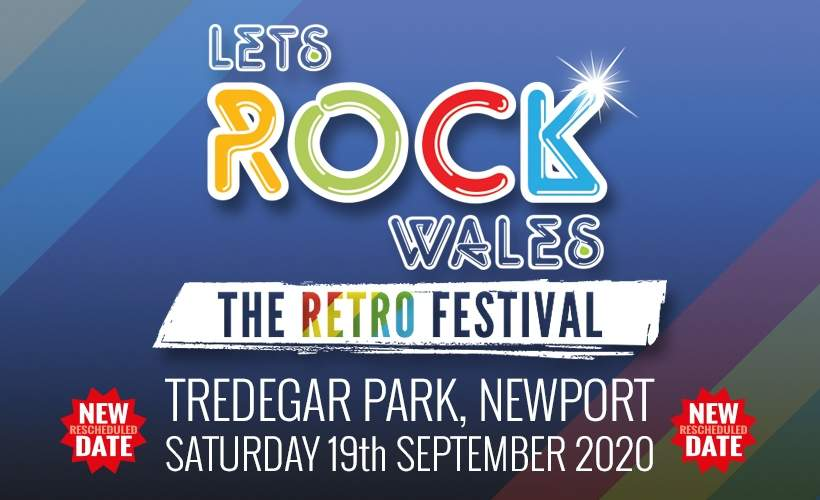 Let's Rock Wales tickets