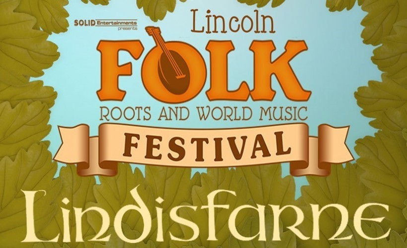 LINCOLN FOLK FESTIVAL tickets