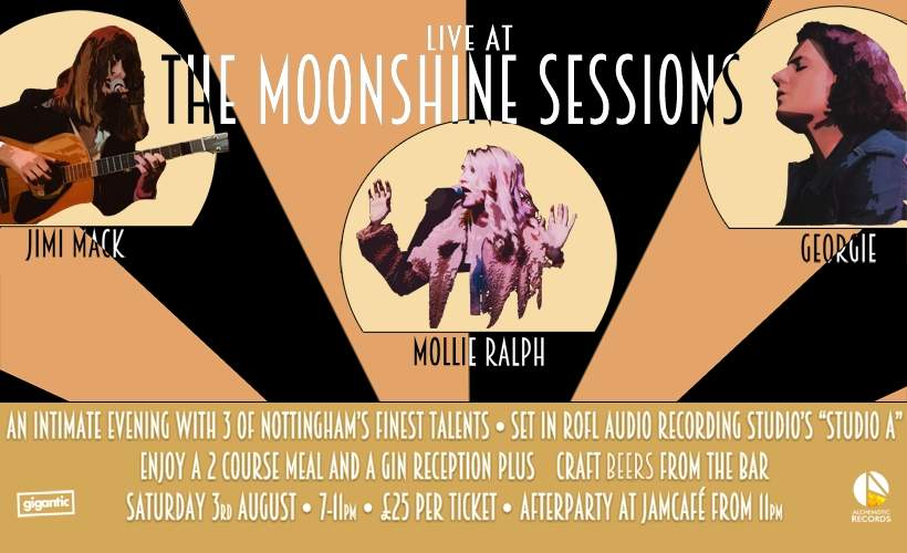 Live at the Moonshine Sessions tickets