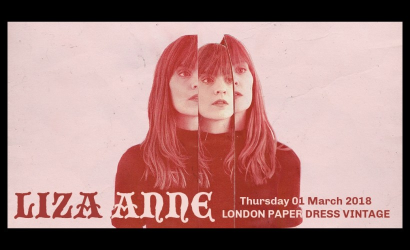 Liza Anne tickets