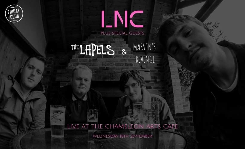 LNC tickets
