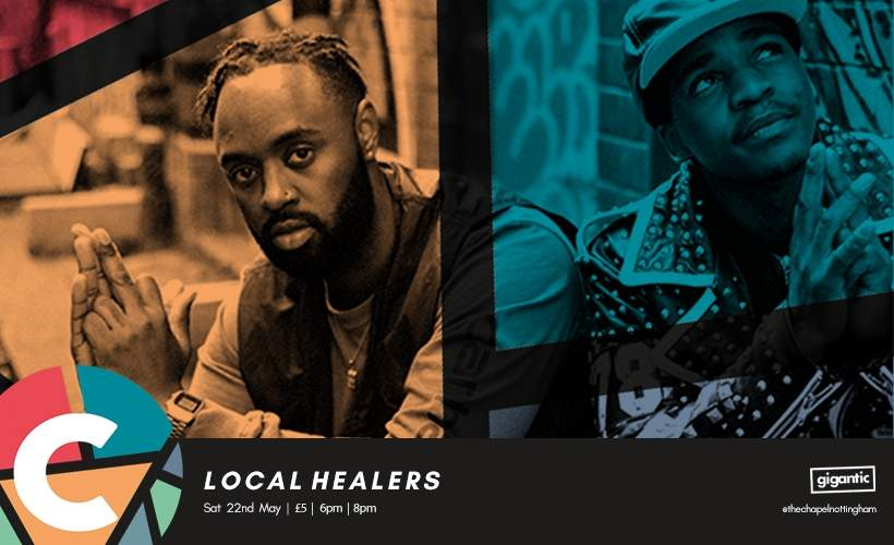 Local Healers  tickets