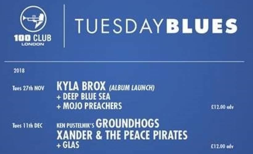 London 100 Club Tuesday Blues tickets