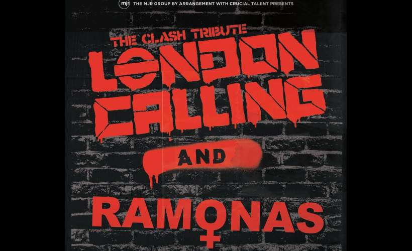 London Calling & The Ramonas tickets