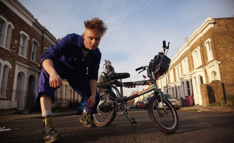 Look Mum No Computer tickets