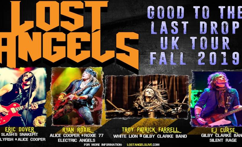 Lost Angels  tickets