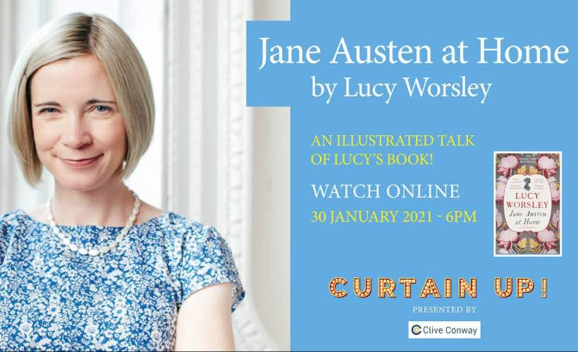 Lucy Worsley tickets