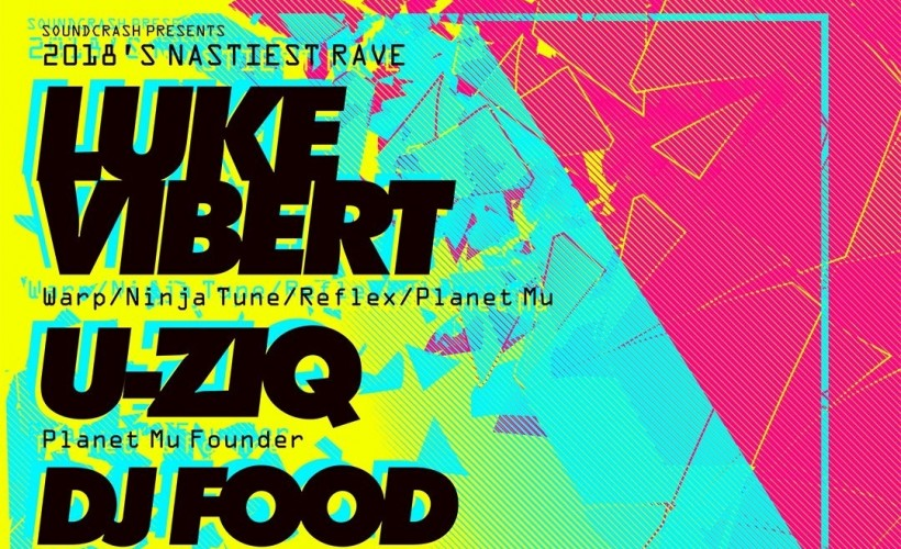 Luke Vibert tickets