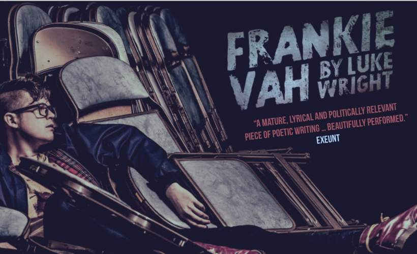 Luke Wright: Frankie Vah              tickets