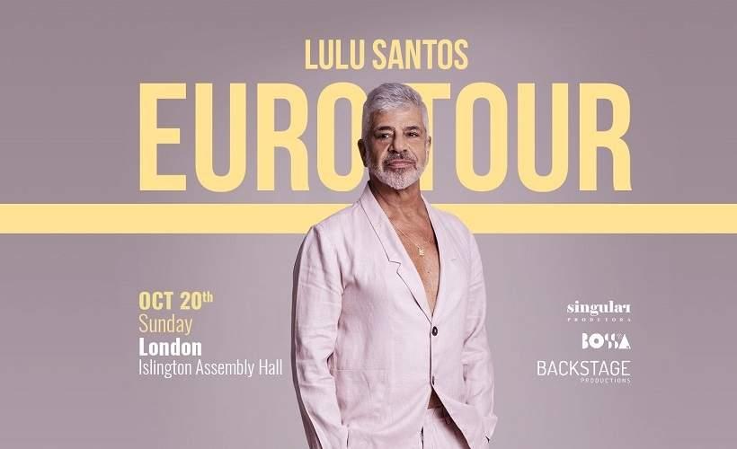 LULU SANTOS tickets