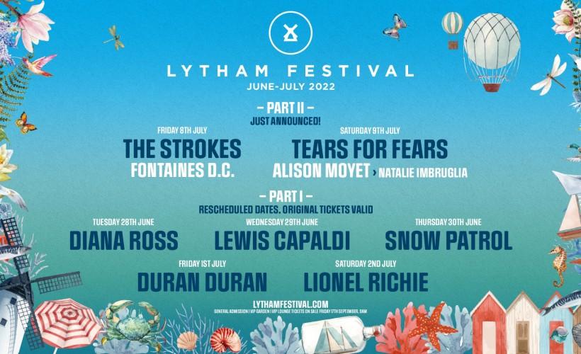 Lytham Festival 2022