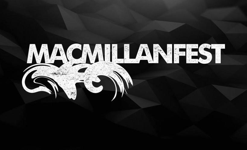 Macmillan Fest 2018 tickets