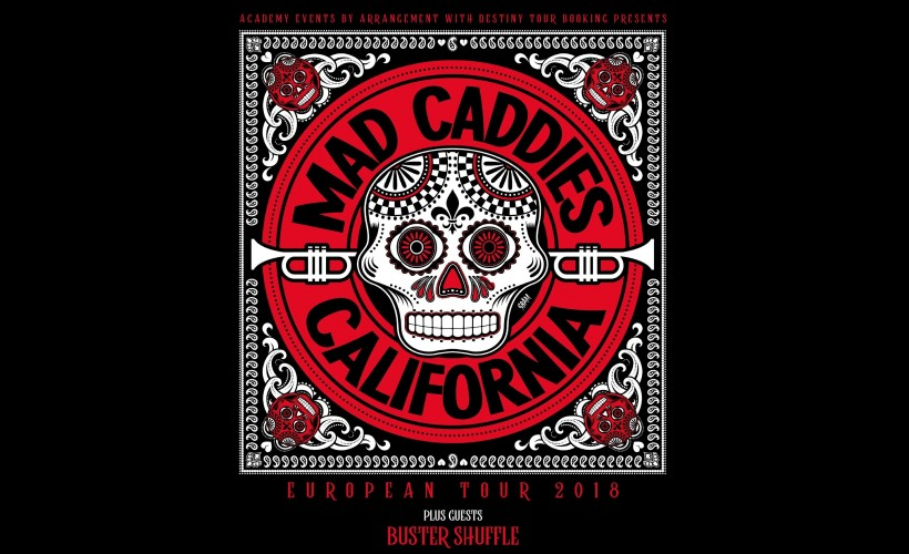 Mad Caddies tickets