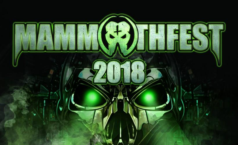 Mammothfest 2018 tickets