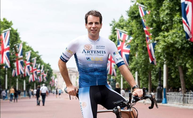 Mark Beaumont tickets