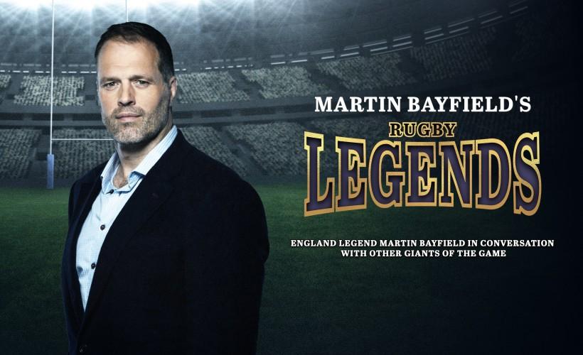 Martin Bayfield's Rugby Legends tickets