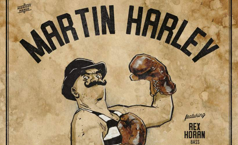 Martin Harley tickets