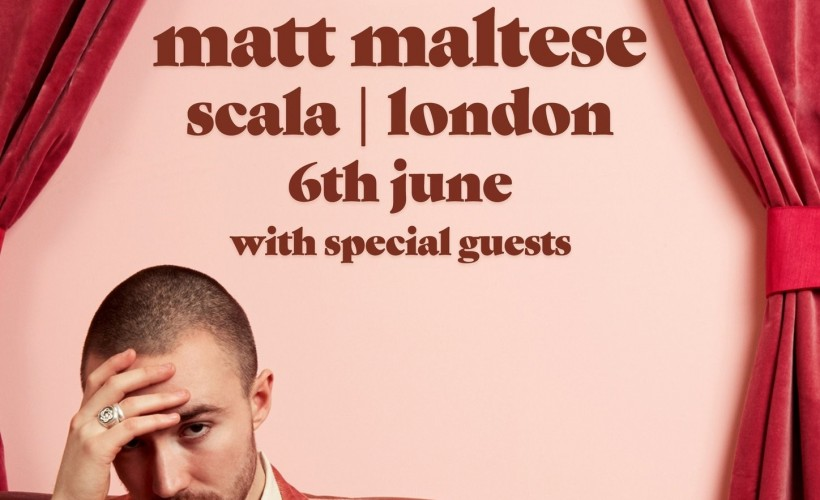 Matt Maltese tickets