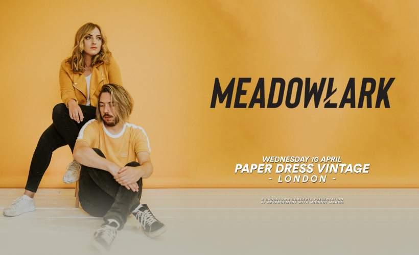 Meadowlark tickets