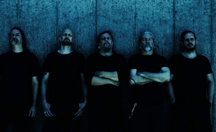 Meshuggah tickets
