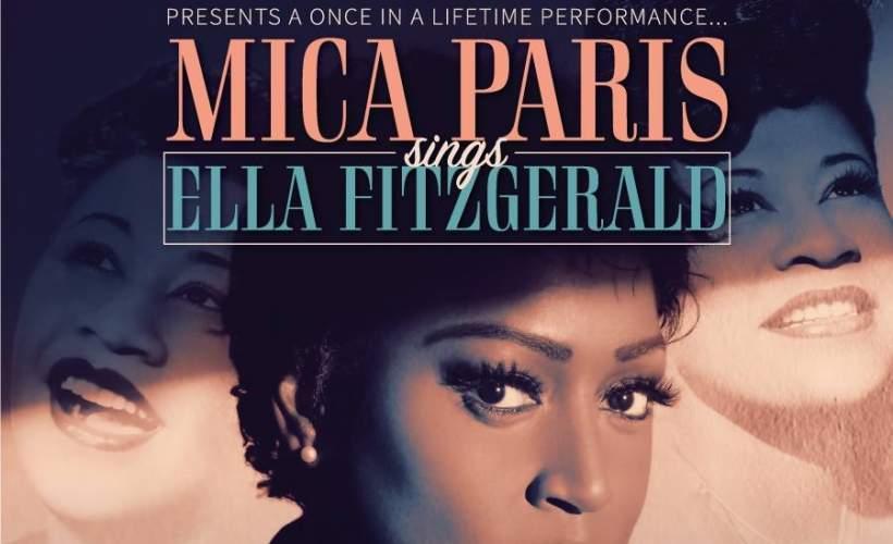 Mica Paris tickets