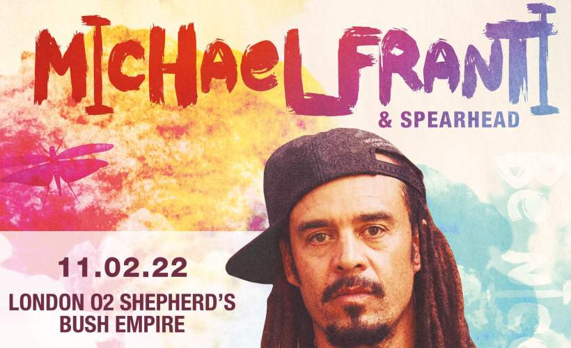 Michael Franti & Spearhead tickets