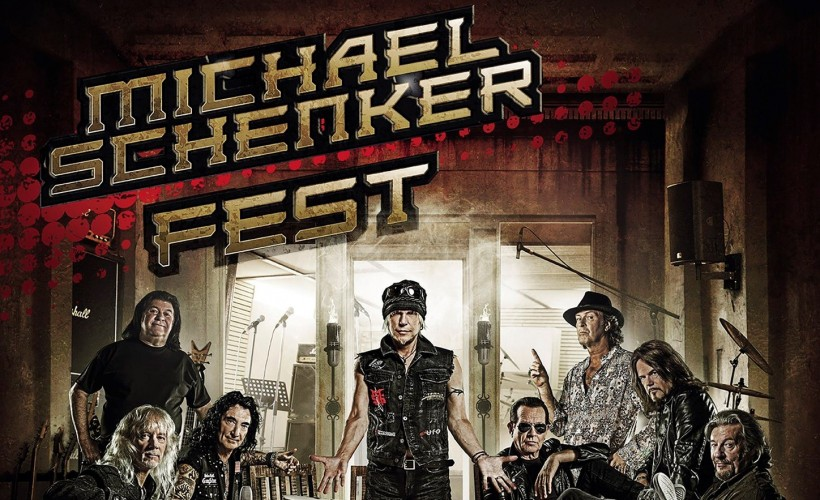 Michael Schenker Fest tickets