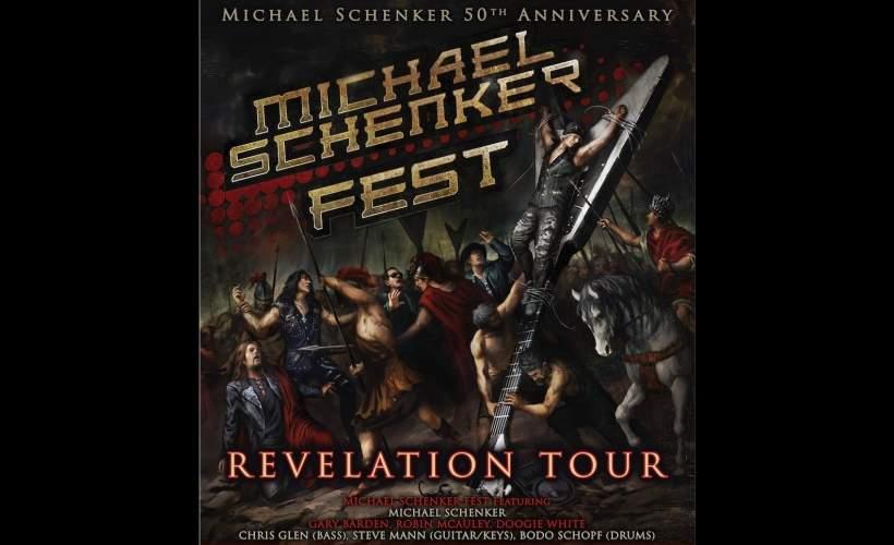 Michael Schenker Fest tickets